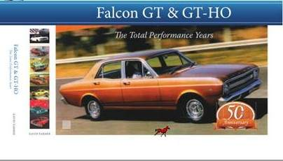 at last, a book that covers the full development and racing history of one of Australias most iconic and collectable cars the Ford Falcon GT and GT-HO.