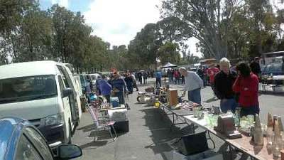 THE LEGENDARY GAWLER AUTO SWAP MEET