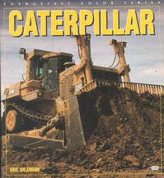 Caterpillar Enthusiast Color Series Author Eric Orlemann