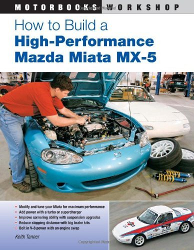 How To Build A High-Performance Mazda-Miata By Keith Tanner