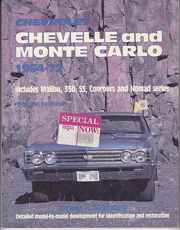 Chevrolet, Chevelle And Monte Carlo by James H. Moloney