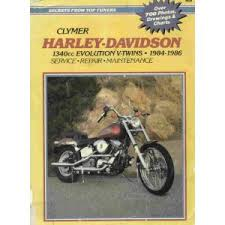 Harley Davison 1340Cc Evolution V Twins 1984-1986 M426