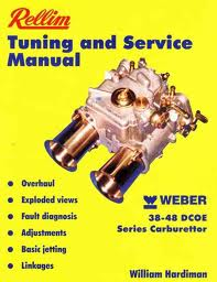 Weber 38-48 DCOE Tuning and Service Manual 98950