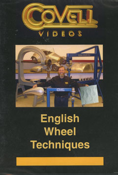 English Wheel Techniques DVD with Ron Covell
