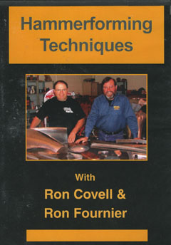 Hammer Forming Techniques DVD with Ron Covell and Ron Fournier