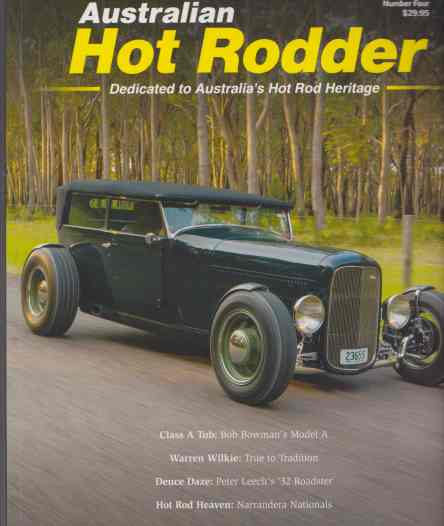 Australian Hot Rodder Number 4 -