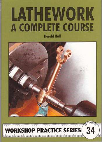 Lathework - A Complete Course by Harold Hall (34)