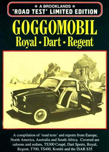 Goggomobil Royal Dart Regent Limited Edition {A-GOGX1}