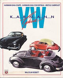 VW Karmann Ghia by Malcolm Bobbitt (Author)