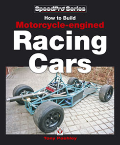 How To Build Motorcycle-Engined Racing Cars Speed Pro Seriesx