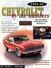 Chevrolet By The Numbers: 1965-1969