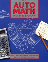 Auto Math Handbook by John Lawlor
