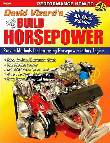 David Vizard's How To Build Horsepower Performance How To Series