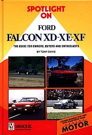 SPOTLIGHT ON FORD FALCON XD XE XF 1979 - 1988