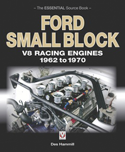 Ford Small Block V8 Racing Engines 1962-1970 - The Essential So