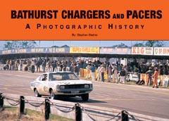Bathurst Chargers and Pacers - A Photographic History (Softcover