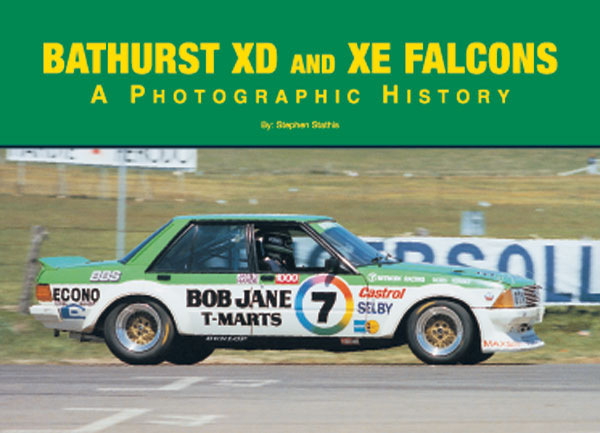 Bathurst XD AND XE Falcons by Stephen Stathis (S/C)