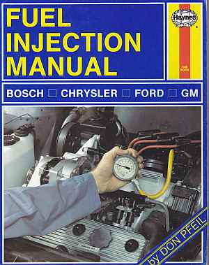 Fuel Injection Manual 978-0856964824