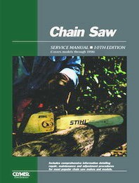 Chain Saw Service Manual CSS10