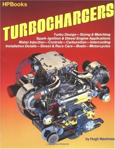 Turbochargers by Hugh MacInnes HP-49