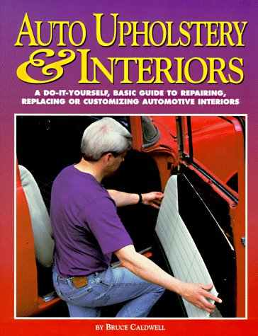 Auto Upholstery and Interiors {HP-1265} Bruce Caldwell