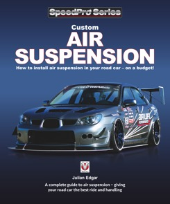 Custom Air Suspension Julian Edgar 9781787111790