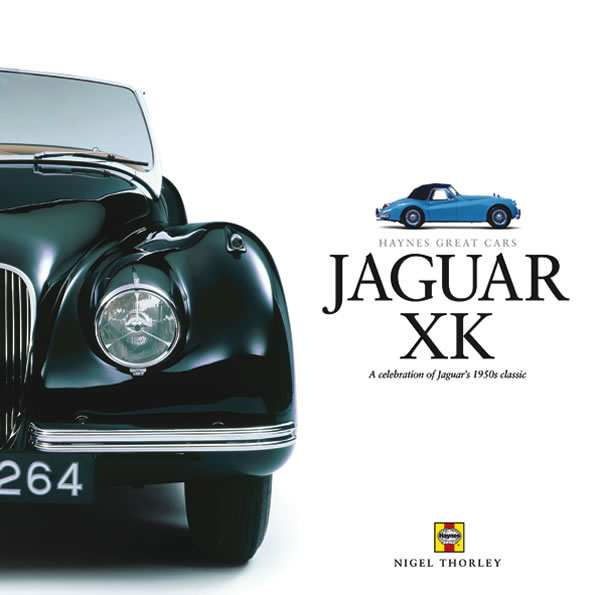 Jaguar XK Haynes Great Cars Series H4332