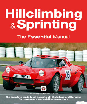 Hillclimbing and Sprinting by Phil Short