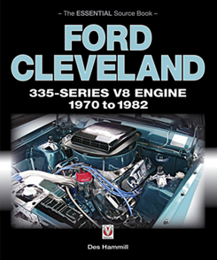 Ford Cleveland 335-Series V8 engine 1970 to 1982 - The Essential - Click Image to Close