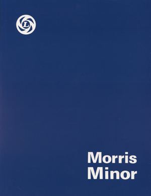 Morris Minor Official Workshop Manual (MM, Series Ii And 1000)