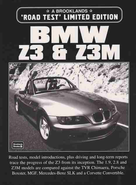 BMW Z3 and Z3M Road Test Limited Edition {A-BMWZX1}