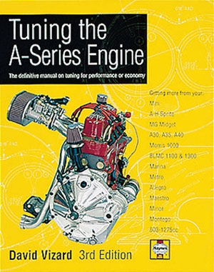Tuning the A-Series Engine By David Vizard, H620
