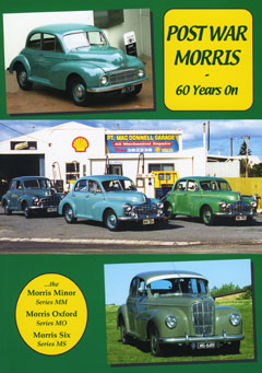 Post War Morris 60 Years On - Steve McNicol