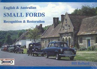 English and Australian Small Fords Recognition and Restoration