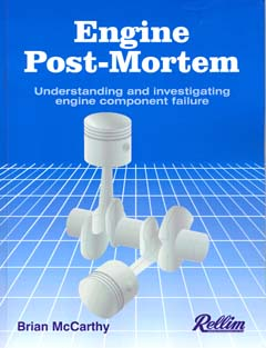 Engine Post-Mortem by Brian McCarthy 9781876953119