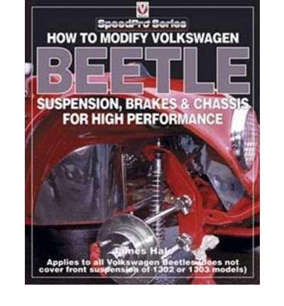 How To Modify Volkswagen Beetle Chassis, Suspension and Brakes S