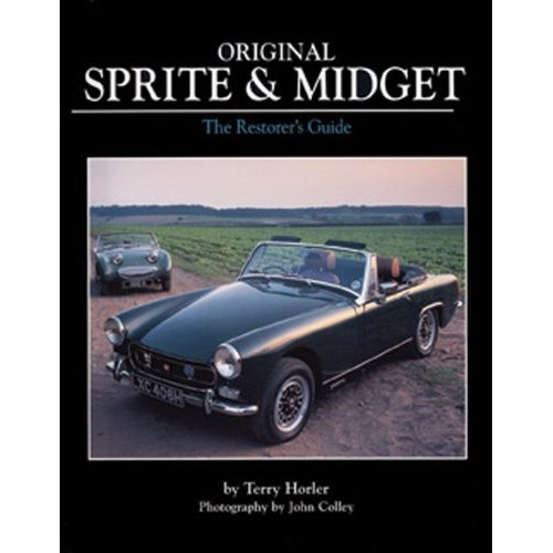 Original Sprite and Midget by Terry Horler