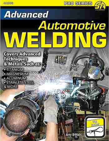 Advanced Automotive Welding (Pro Series) 9781934709962