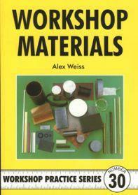 Workshop Materials; Argus Workshop Series No 30: By Alex Weiss