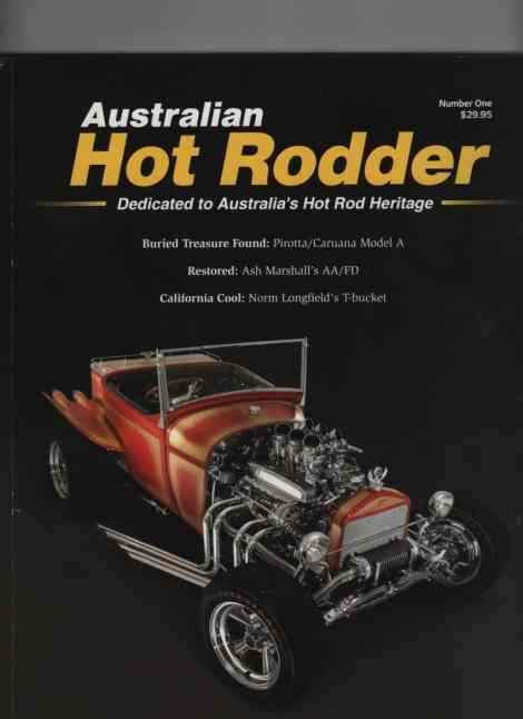 Australian Hot Rodder Number 1 by Graham Smith