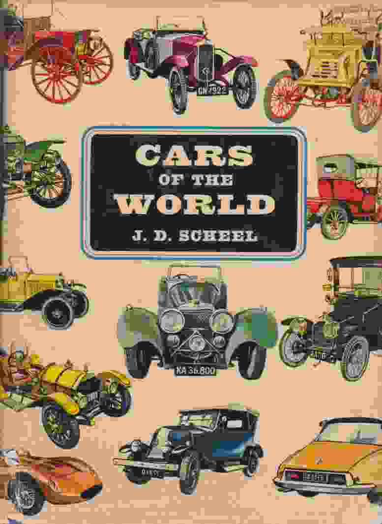 Automotive Beven Youngs Motorcycle Books And Software 1988 Daihatsu Charade Electrical Wiring Diagram Cars Of The World J D Scheel