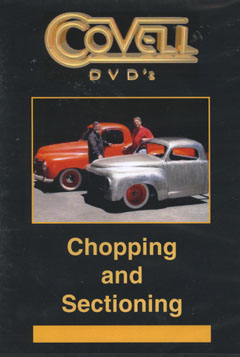 Chopping and Sectioning DVD (NTSC Format) by Ron Covell