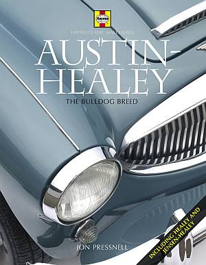 Austin-Healey: The Bulldog Breed (Haynes Classic Makes Series)by