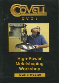 High Power Metal Shaping Workshop DVD (NTSC)
