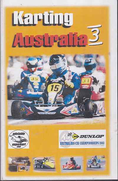 Karting Australia Vol 3 Video