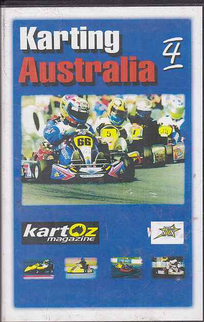 Karting Australia Vol 4 Video