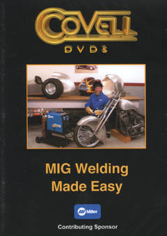 MIG Welding Made Easy DVD (NTSC FORMAT)