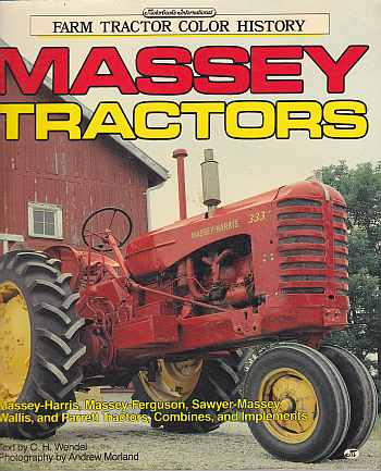 Massey Tractors (Farm tractor color history)