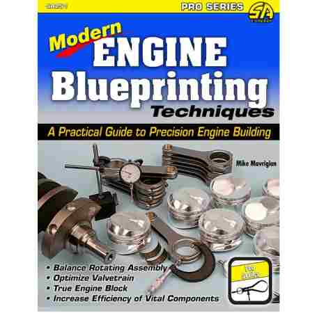Modern Engine Blueprinting Techniques SA251