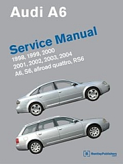 Audi A6 Service Manual- C5 Platform. 1998-2004 A Bentley